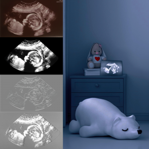 Ultrasound Night Light